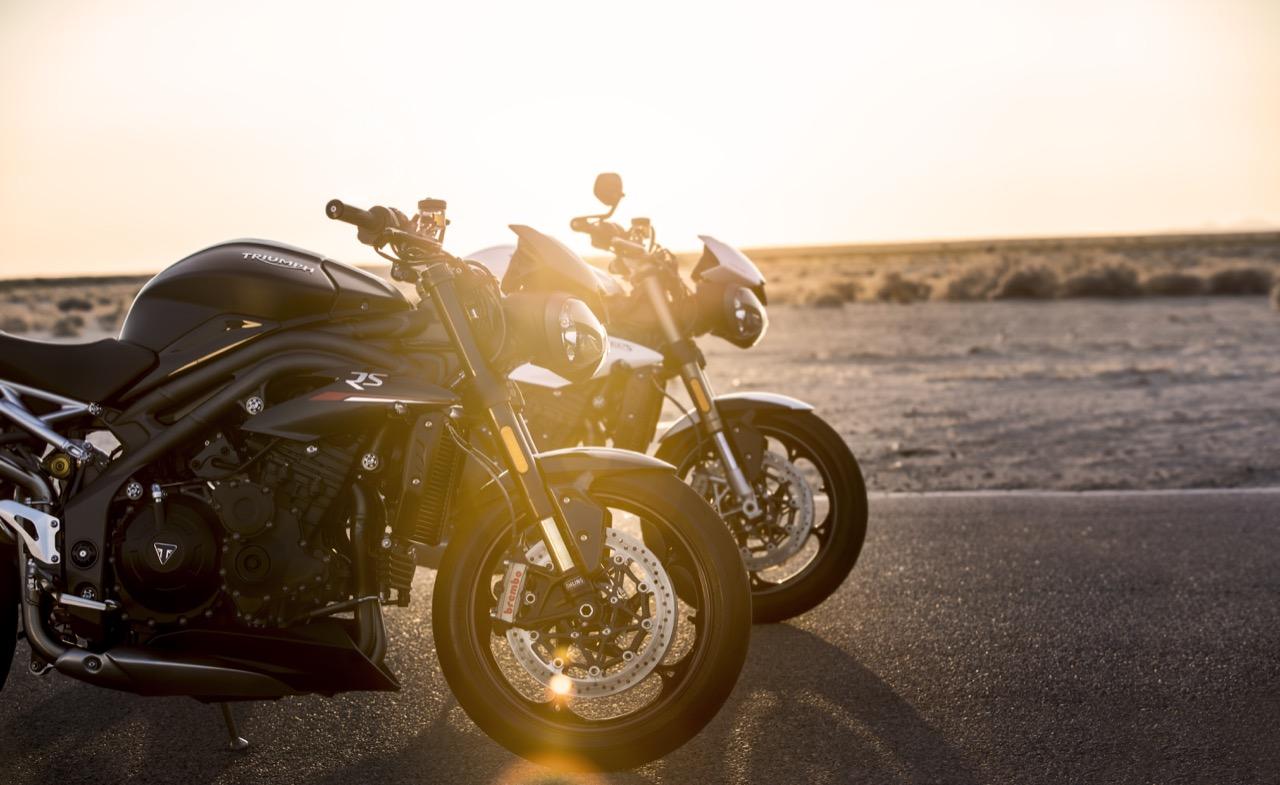 Triumph Motorcycles - Triumph Approved e Triumph Re-Generation