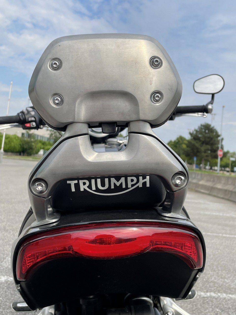 TRIUMPH ROCKET 3 GT - PROVA SU STRADA