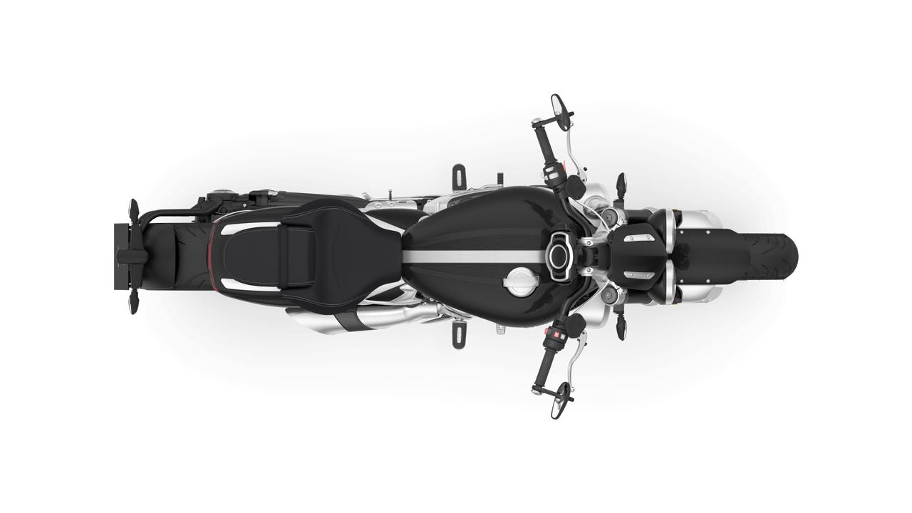Triumph Rocket 3 R e Rocket 3 GT - foto