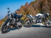 Triumph Speed Triple RS vs Honda CB 1000 R - Prova su strada comparativa 2018