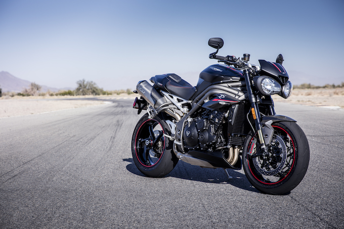 Triumph Speed Triple S e RS