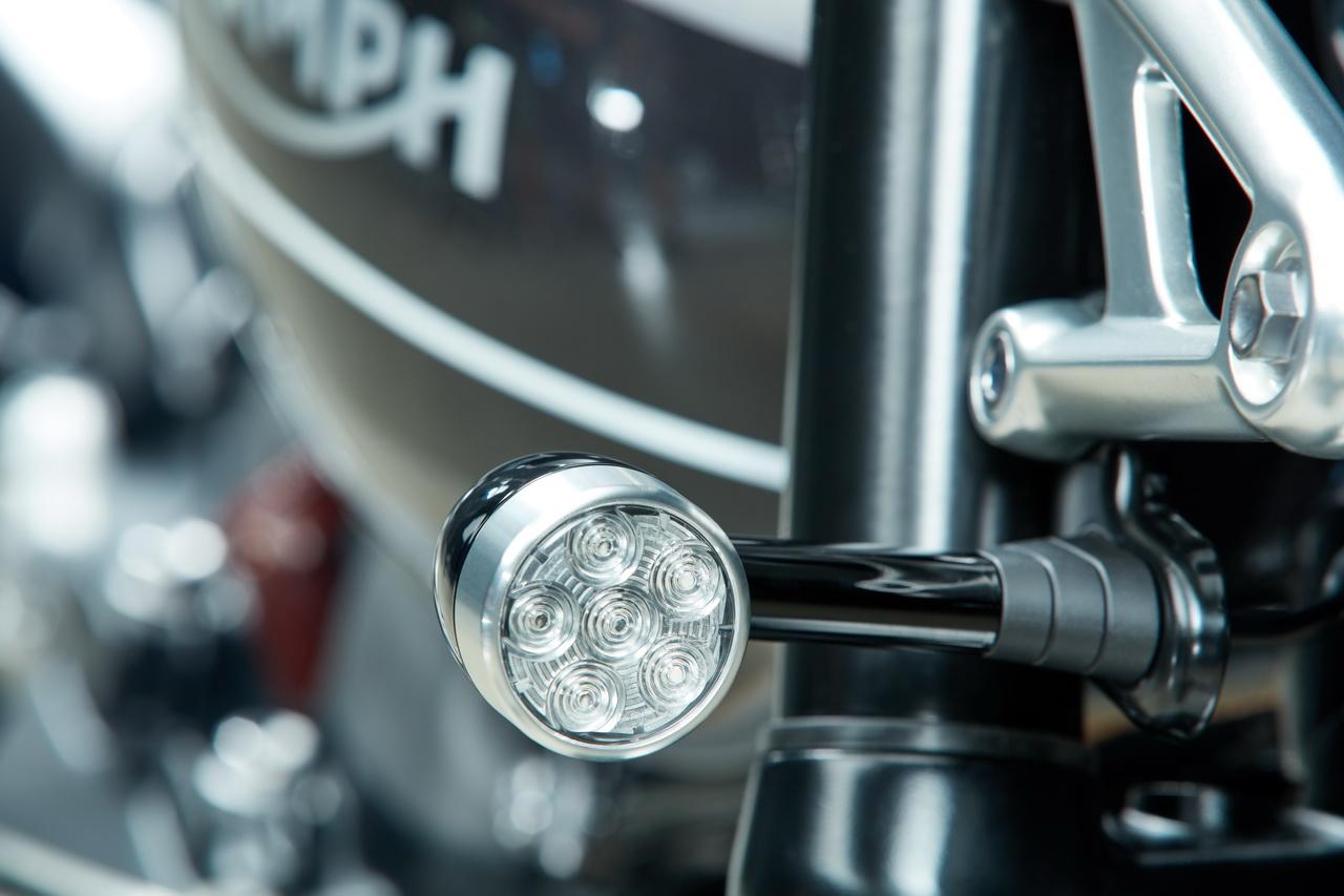 Triumph Speed Twin 2019 - anteprima stampa