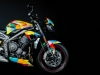 Triumph Street Triple RS - film Birds of Prey