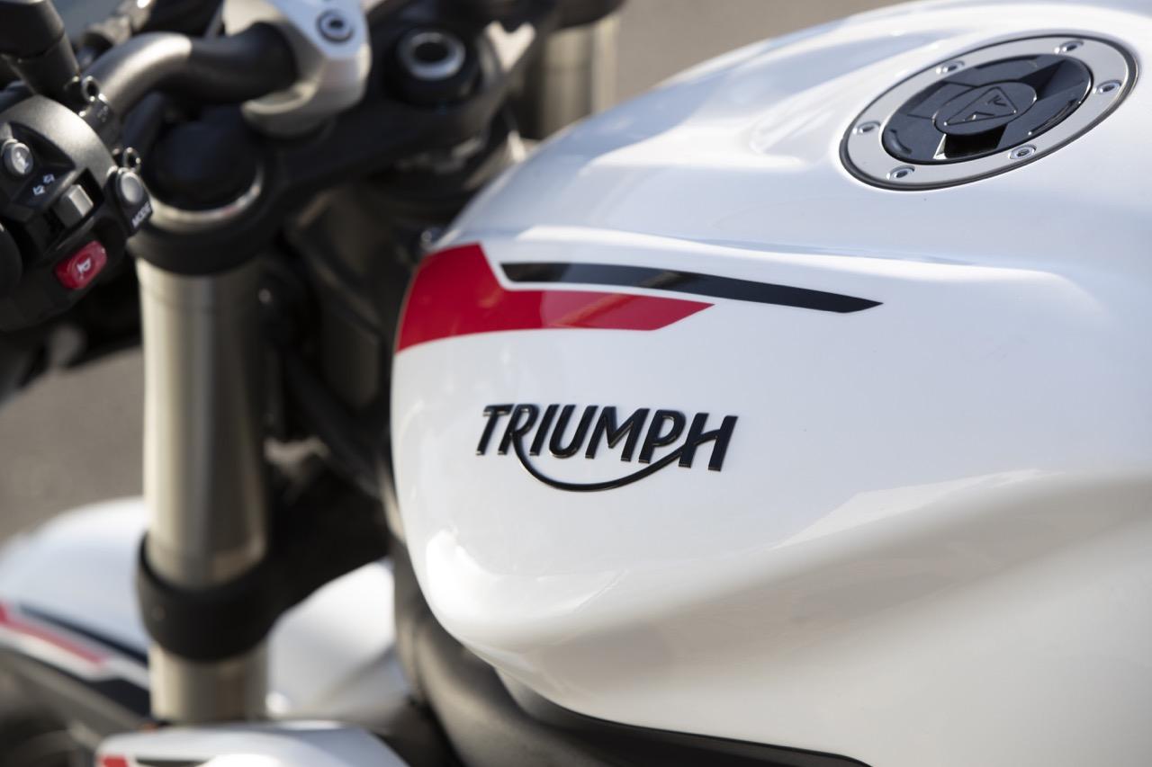 Triumph Street Triple S 2020 - foto