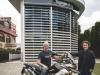 Triumph Tiger 900 e Rodolfo Frascoli - foto