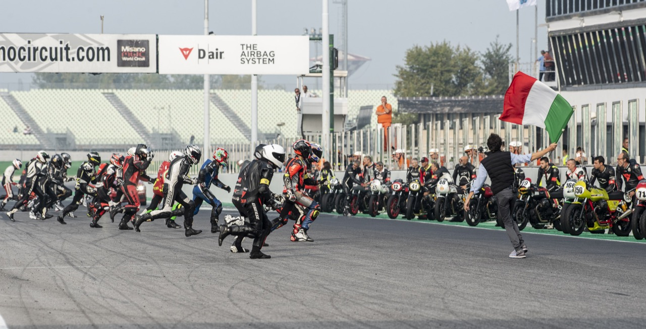Trofeo Moto Guzzi Fast Endurance - ultima tappa 2019