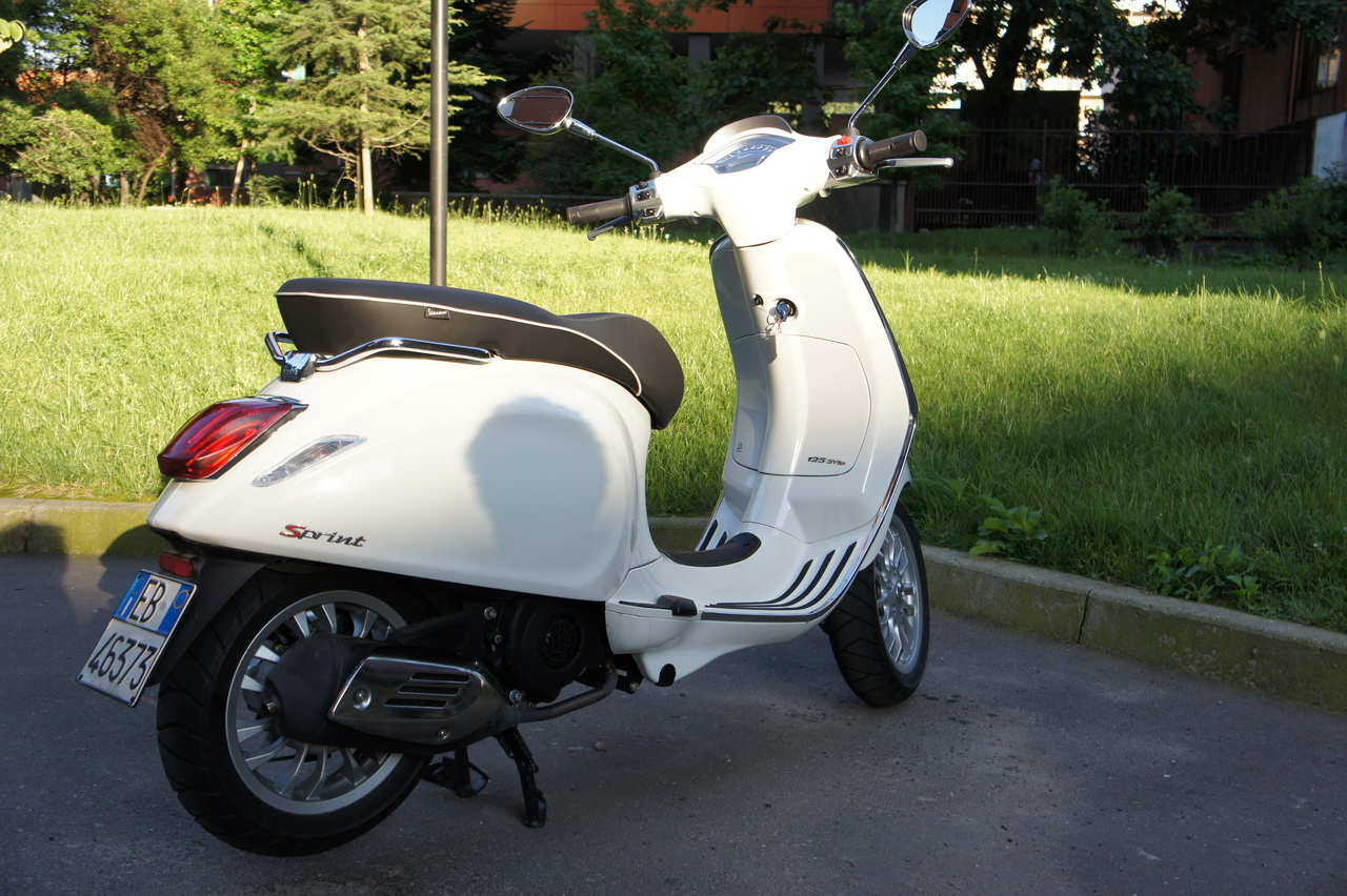 vespa sprint 2014 moto - photo #35