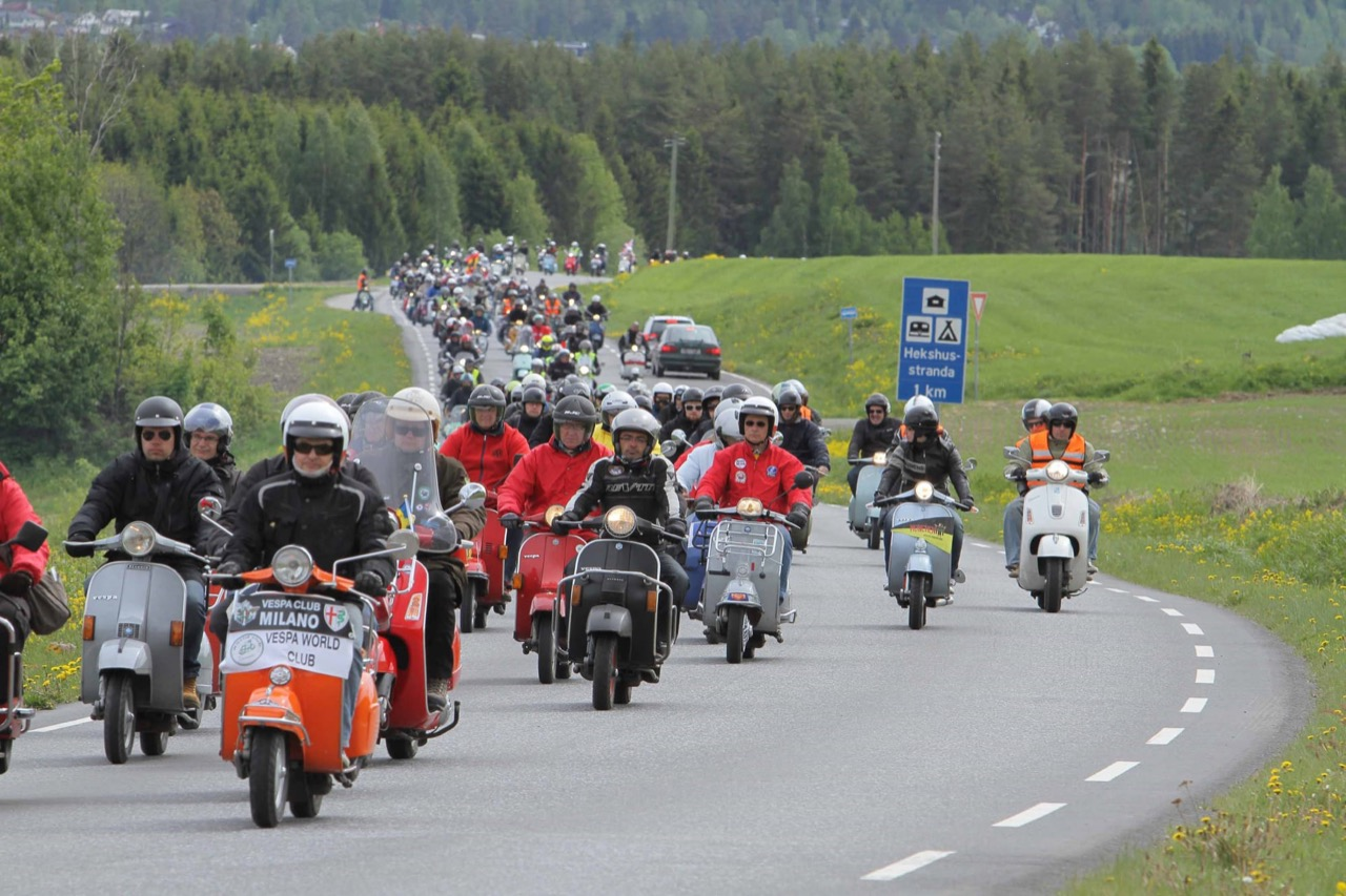 Vespa World Days 2019 - foto