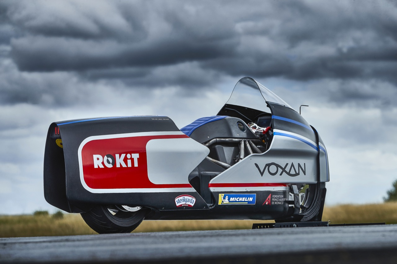 Voxan Wattman - foto 2020