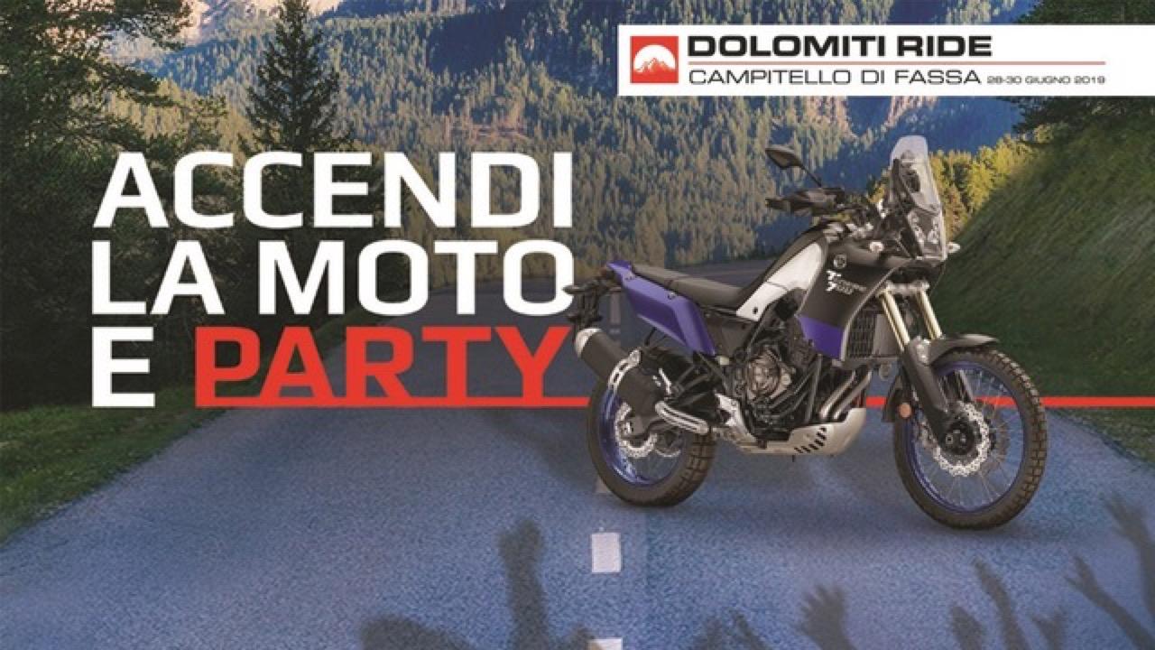 Yamaha Motor - Dolomiti Ride 2019