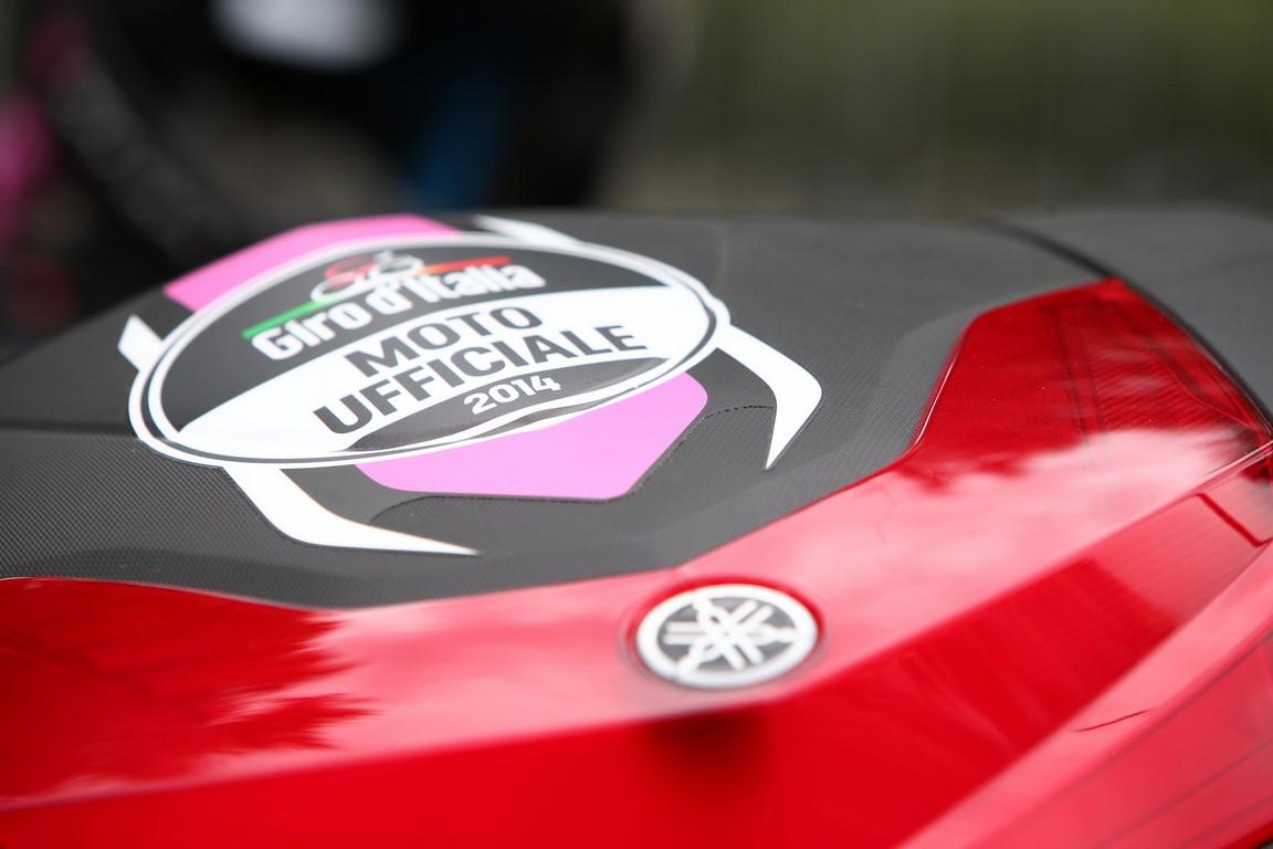 Yamaha MT-07 Giro D\'Italia 2014
