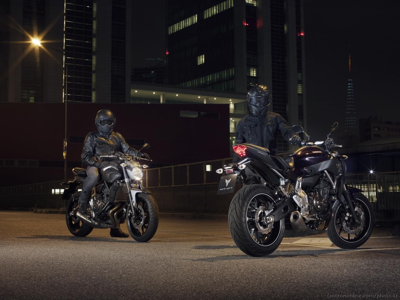 Yamaha MT07  Moto Pinterest