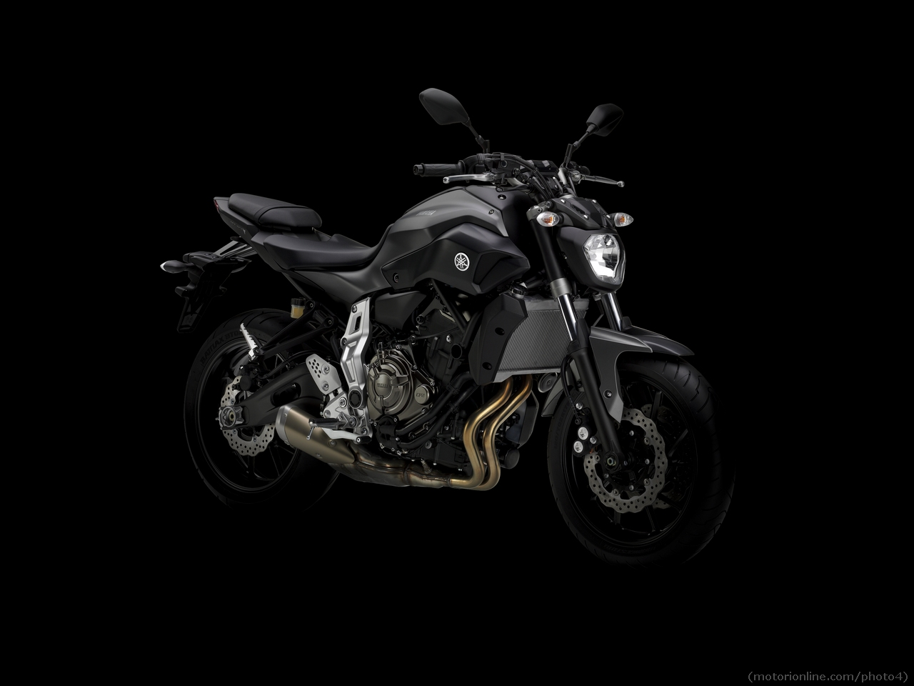 Yamaha MT-07 m.y. 2014