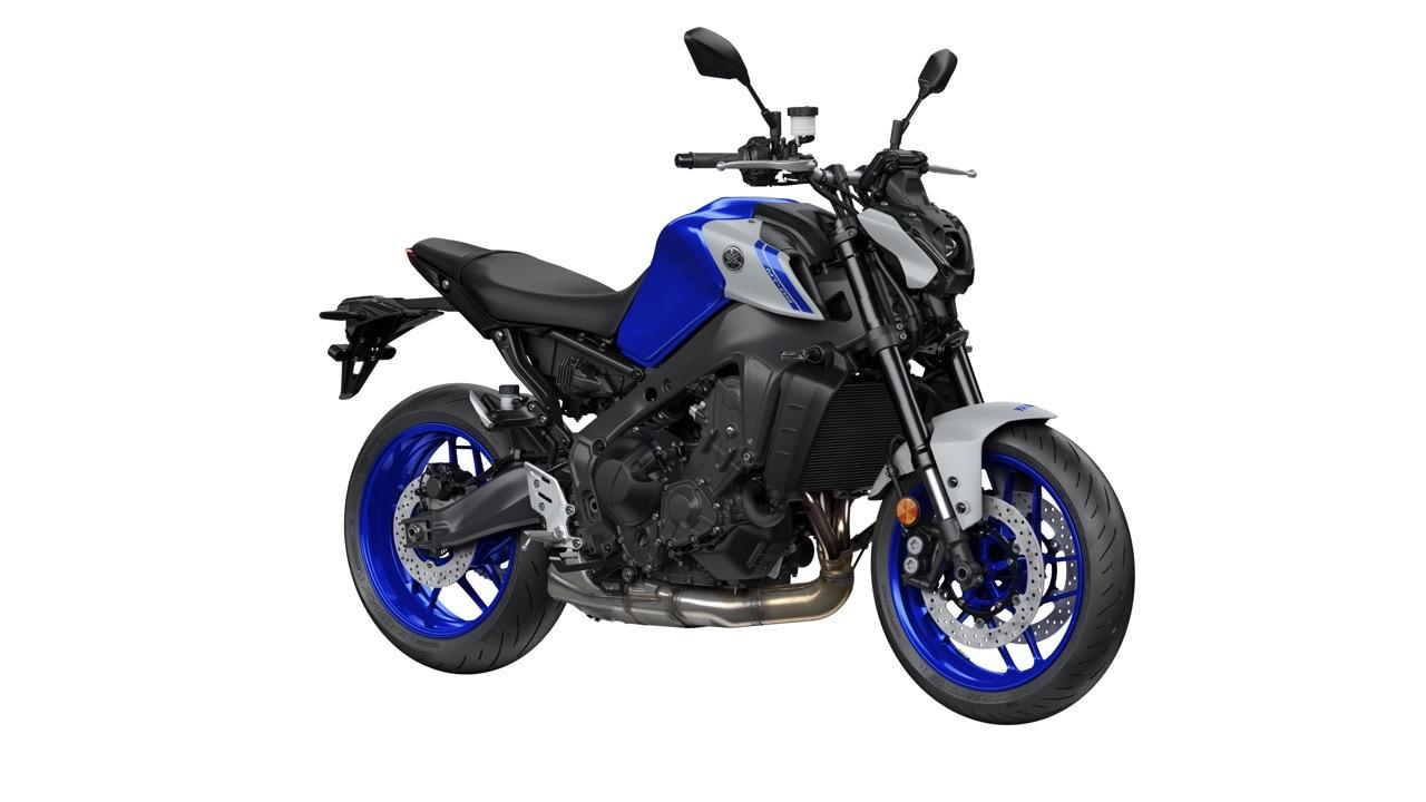 Yamaha MT-09 - nuovo modello 2021