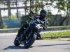 Yamaha MT-09 prova su strada 2017