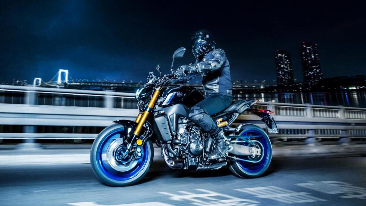 Yamaha MT-09 SP - esemplare 2021