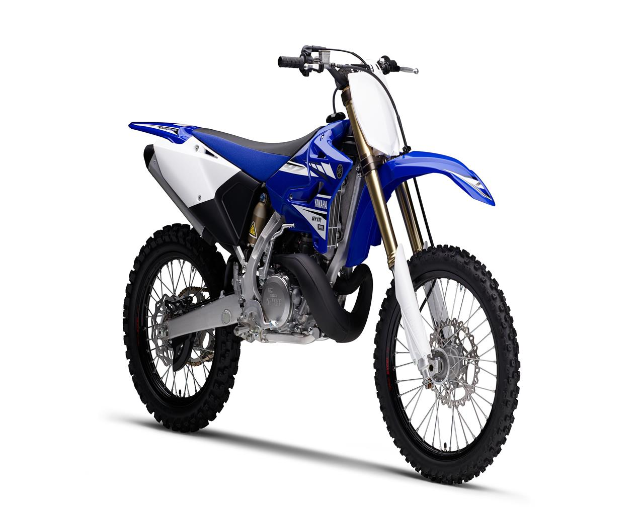 Yamaha OFF ROAD COMPETITION MY 2017