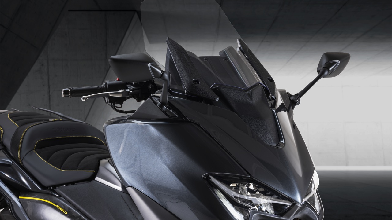 Yamaha TMAX 20 anniversario - foto 2021