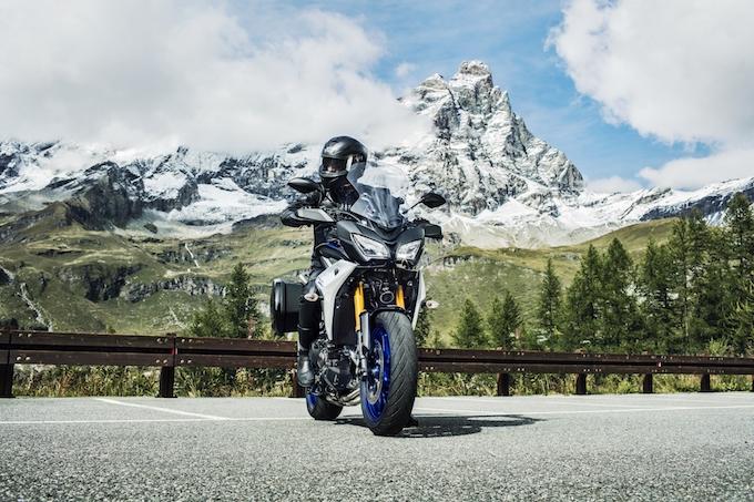 Yamaha Tracer 900 e Tracer 900 GT