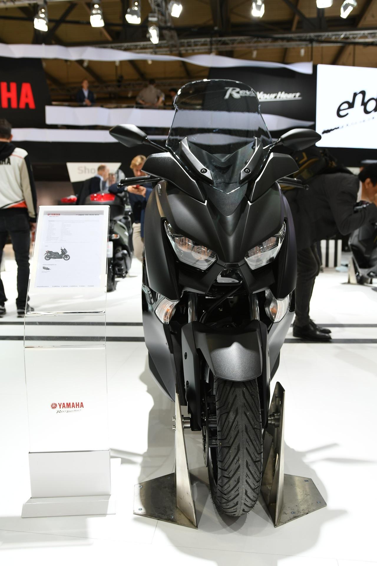 Yamaha X Max 300 Iron Max - EICMA 2018