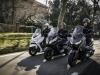 Yamaha X-Max 400 - Suzuki Burgman 400 - Sym MaxSym 400 - Comparativa 2018