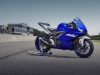 Yamaha YZF-R6 YZF-R3 e YZF-R125 2020 - foto