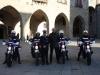 Zero DSR - esemplari nella flotta della Polizia Municipale di Pistoia