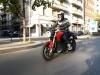 Zero Motorcycles SR - prova su strada 2017