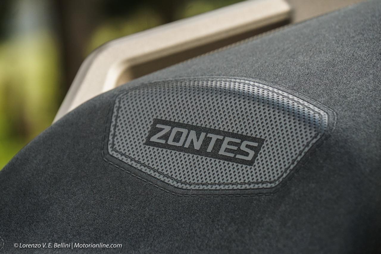 Zontes 310T 2020 - Prova su Strada