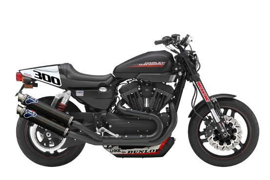"""""""The legend on Tour"""" Special Edition 2010 by Harley-Davidson"""