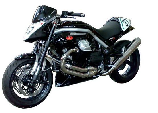 Moto Guzzi Griso Cup: la leggenda torna in pista a tutta velocità