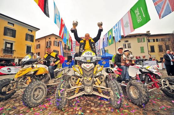 Baja 2010: Josef Machacek trionfa nella categoria quad
