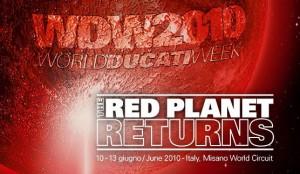 Red Planet Returns: la Ducati sarà grande protagonista dell'estate di Misano