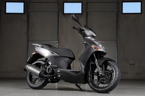 Kymko Agility R16, nuovi modelli in arrivo per dare il massimo