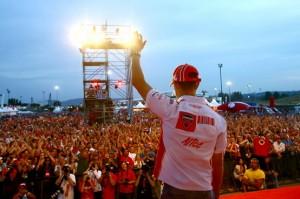 WDW 2010: la passione Ducati scende in pista