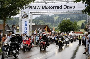 Bmw Motorrad, dal 2 al 4 luglio iniziano i festeggiamenti del trentennale