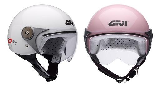 GIVI HPS Junior, il casco pensato per i giovani passeggeri