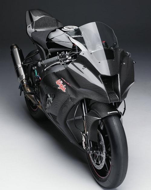 Kawasaki ZX-10R Racer 2011, il primo teaser della versione da Superbike