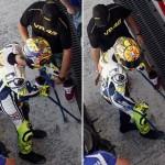 Valentino Rossi Misano infortunio Ducati (10)
