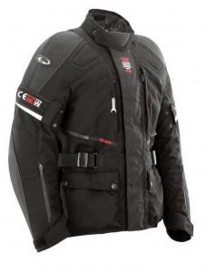 Clover Tekno, l'innovativa giacca a tre strati a Intermot 2010