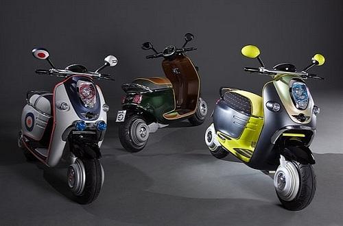 MINI Scooter E, il due ruote elettrico britannico