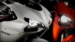 Ducati 848 EVO e 1198, le novità dell'Intermot