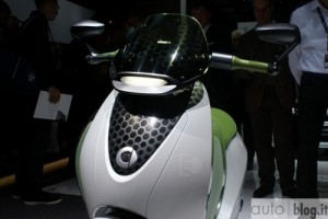 Smart eScooter, foto dal vivo