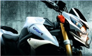 Suzuki GSR750, nuove immagini ufficiali
