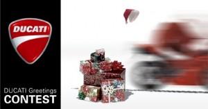 Ducati Greetist Contest, chi vuol fare il biglietto d'auguri di Ducati?