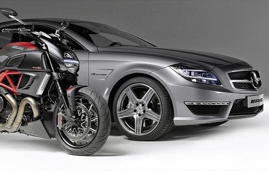 Ducati e AMG stringono un accordo