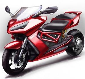 Ducati, uno scooter ad alte prestazioni nel futuro?