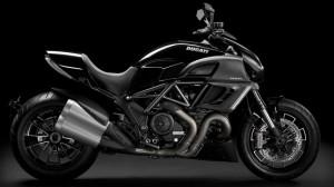 Ducati Diavel Diamond Black al Motor Bike Expo 2011