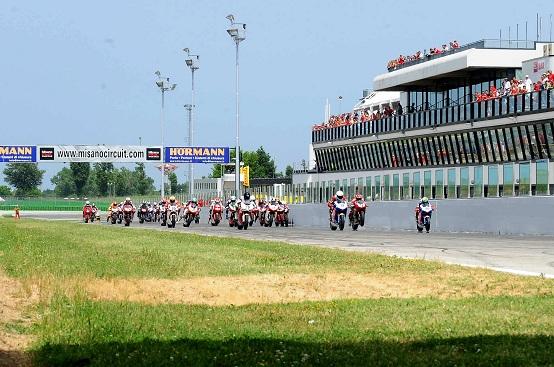 Ducati Desmo Challenge 2011
