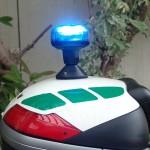 Suzuki V-Strom Polizia Locale (1)